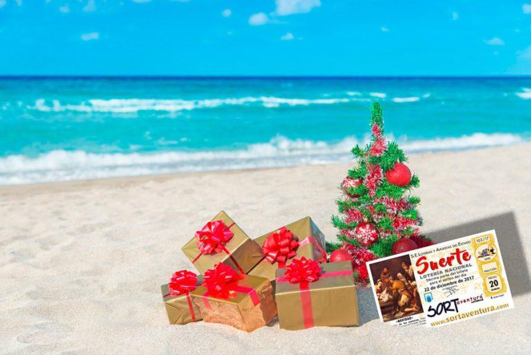 Loteria de Navidad 2017 Disponible en Verano