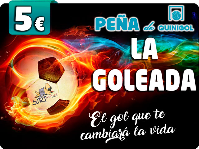 Peña Quinigol La Goleada