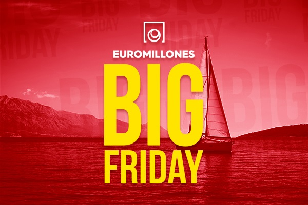 Que es el Big Friday de Euromillones