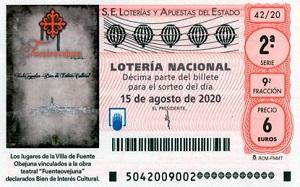Décimo del próximo sorteo de Lotería Nacional del Sábado